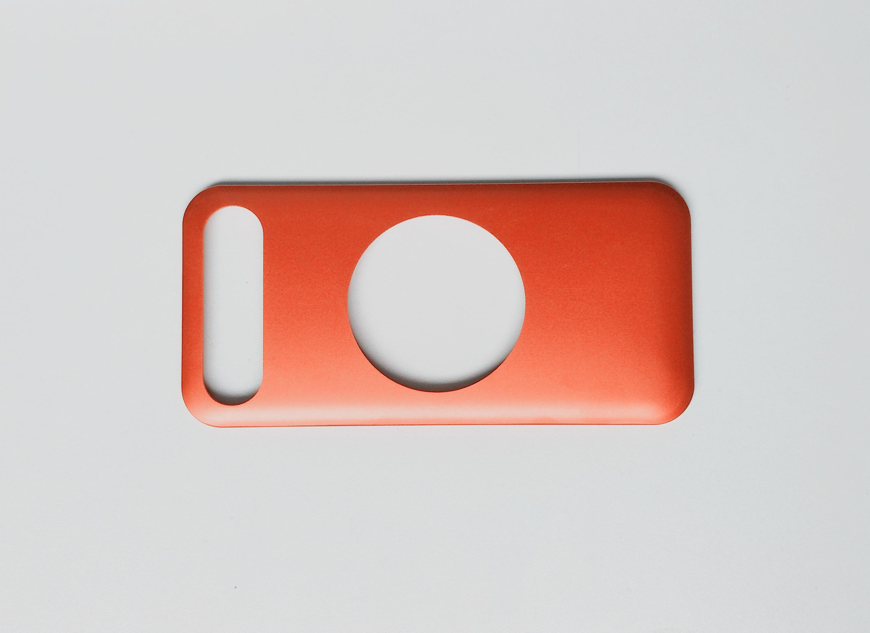 移动电源铝合金外壳