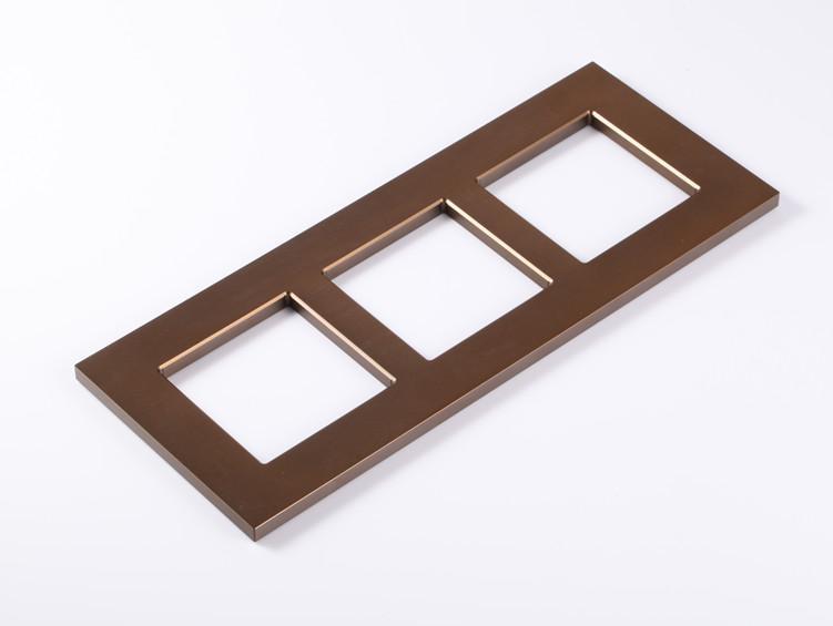 铝合金外壳,插座面板铝外壳